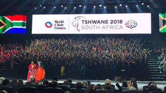 10th World Choir Games begin in South Africa
