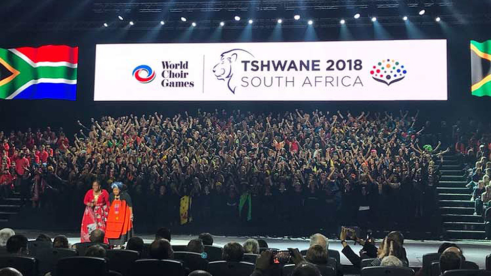 10th World Choir Games begin in South Africa