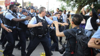 Harith Augustus shooting, protests take place against gentrification backdrop