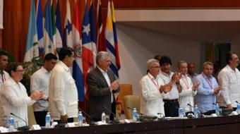 Latin America's 'progressive cycle' not over, declares São Paulo Forum
