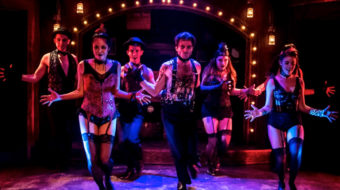 Hopefully 'Cabaret' will seem dated some day, but we're nowhere there yet