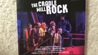 Marc Blitzstein's 'The Cradle Will Rock' now recorded with full orchestra