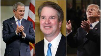 Supreme Court nominee Brett Kavanaugh—a GOP political hack