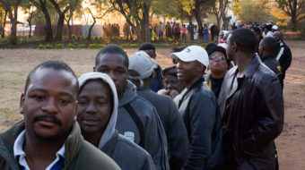 Zimbabwe: Zanu-PF leader Mnangagagwa elected president