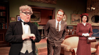 """Screwball Comedy"": A comic collision of classes"