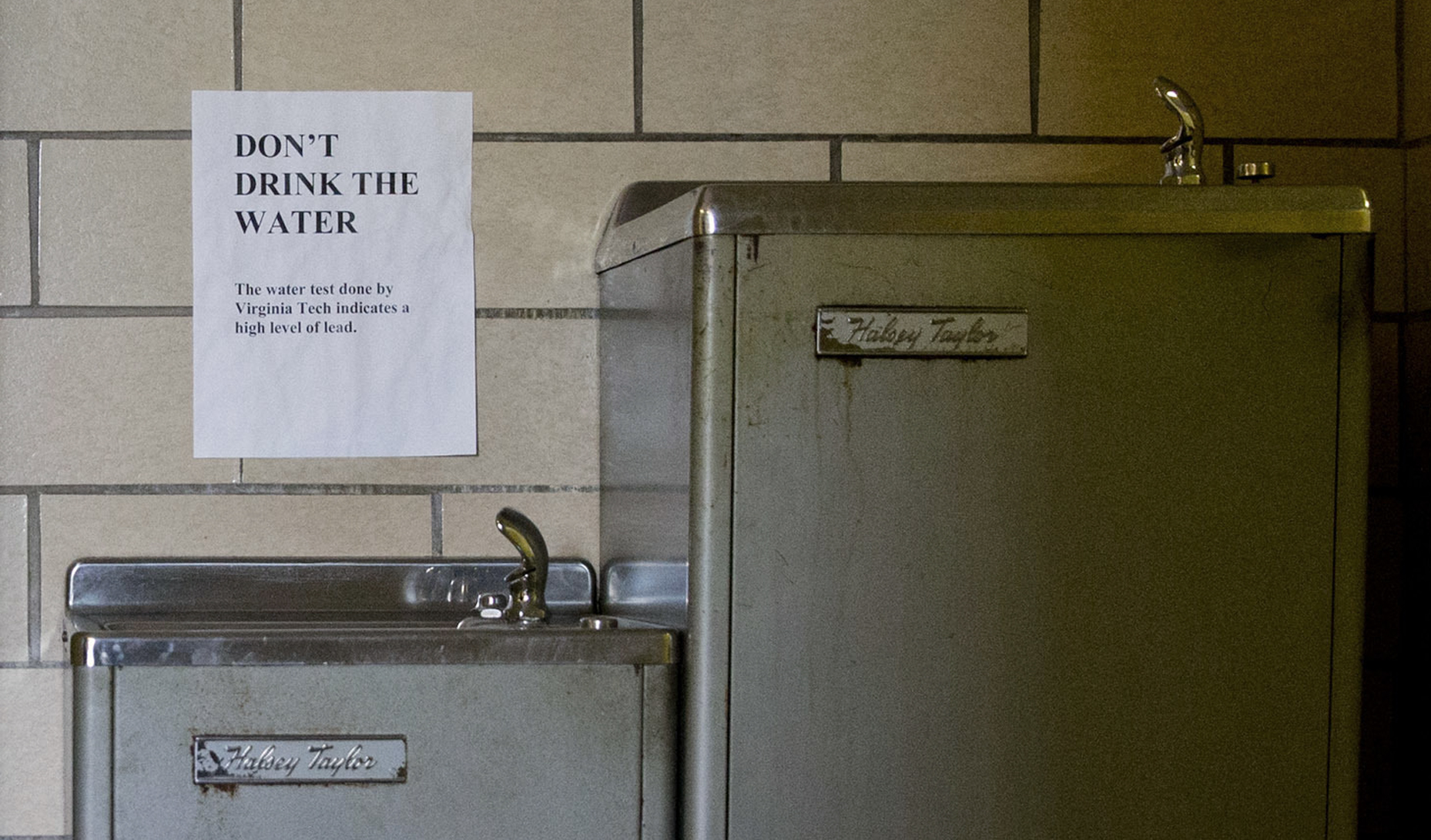 Not just Flint: Schools across America find lead in their water