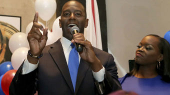 Progressive Andrew Gillum the victor in Florida Dem gov primary