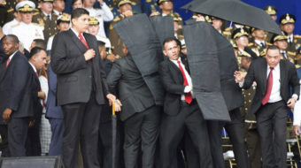 Venezuela: El Pueblo es el escudo de la Patria