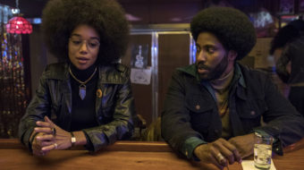 'BlacKkKlansman' glosses over police and white supremacy ties