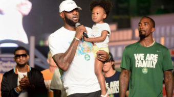 Lebron James unveils innovative school in hometown Akron, Ohio