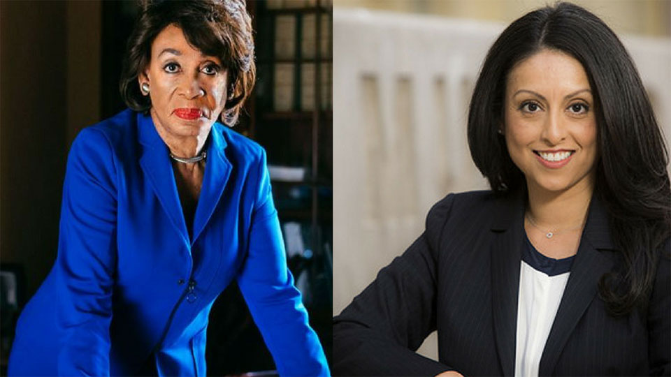 Maxine Waters and Nury Martinez on electing women and winning the midterms