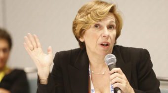AFT's Weingarten urges members: Push lawmakers to impeach Trump
