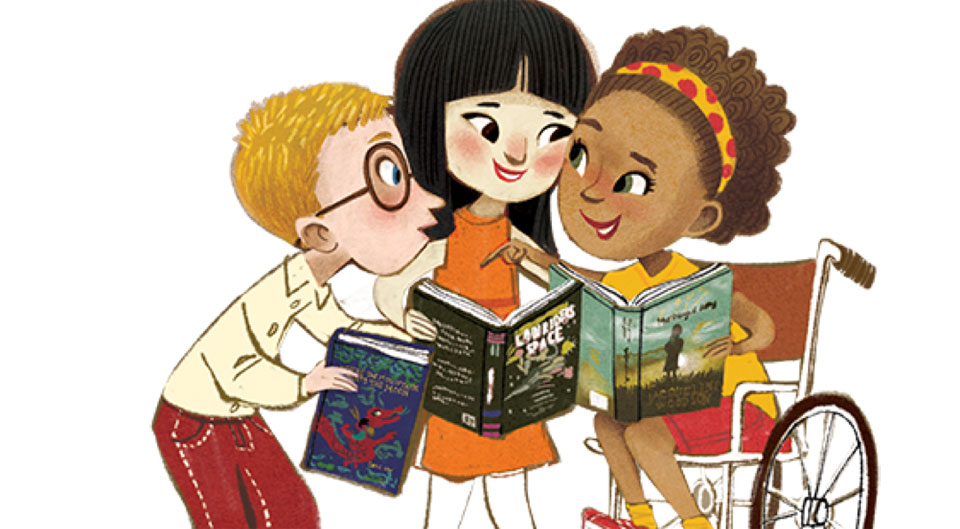 New books for young readers encourage socialist values