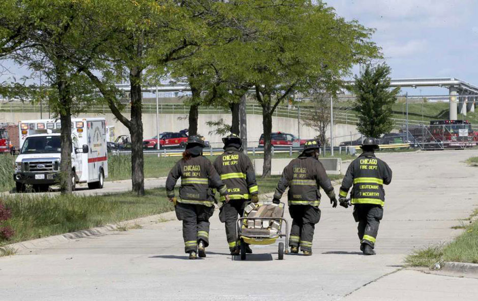 Chicago water plant injuries just days before Labor Day
