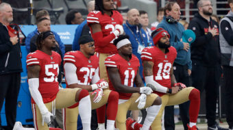 As Trump distorts NFL players' messages, let's instead join together