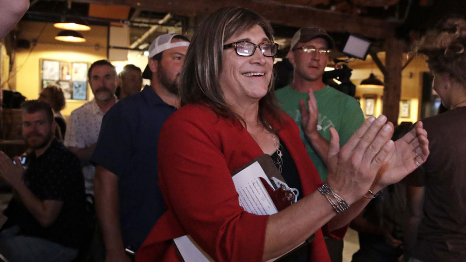 Progressives, unionists, and transgender woman win in Dem primaries