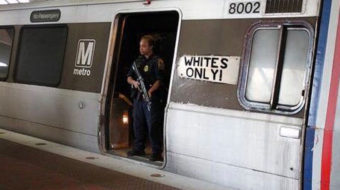 D.C. transit union: No special subway cars for white supremacists!