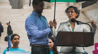 Secretaria-Tesorera McBride: 'Escuchemos la verdad' sobre el pasado de Kavanaugh