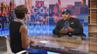 Actor Geoffrey Owens thankful for support about grocery store job