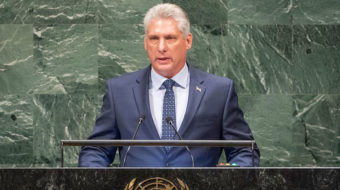 Díaz-Canel en la ONU, el llamado a un mundo mejor