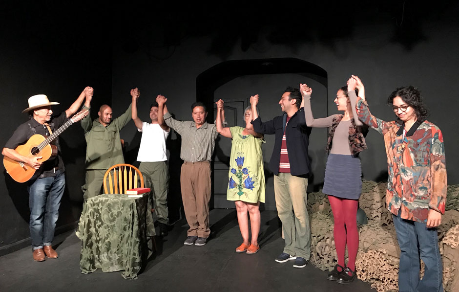 Two anti-war plays in Los Angeles world premieres