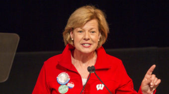 Wisconsin's Sen. Baldwin gets strong backing of Emily's List