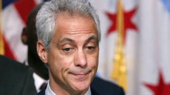 Why Rahm Emanuel decided not to run for re-election