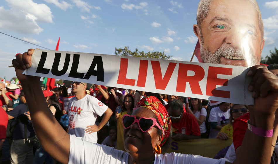 Brazil: Setback for Lula's presidential candidacy