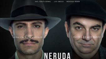 'Neruda' to screen in Los Angeles in Marxist Movie Series