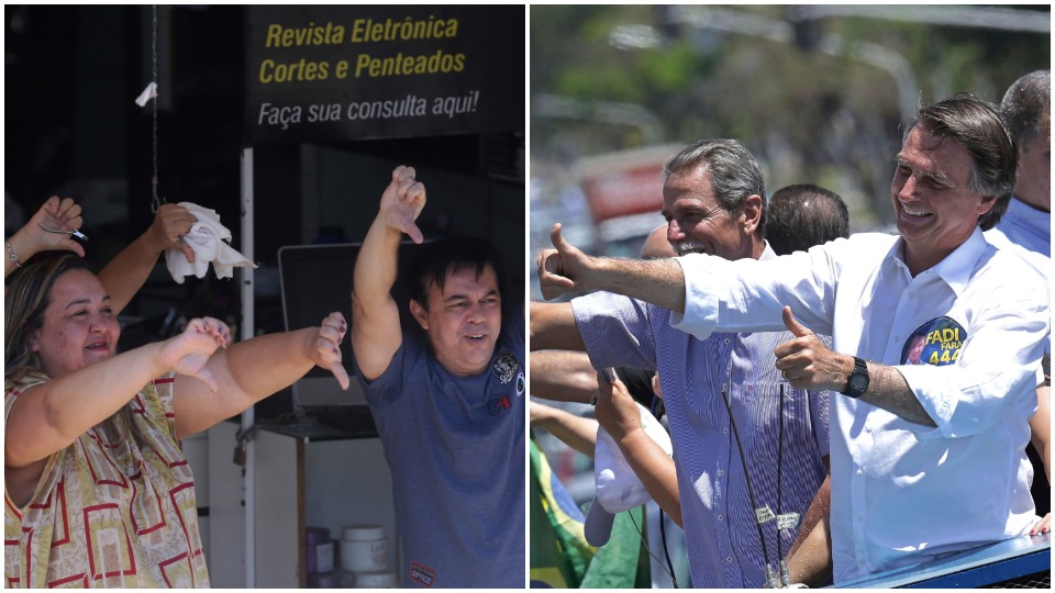 Violence and threats of more: Brazil's electoral drama gets more bizarre
