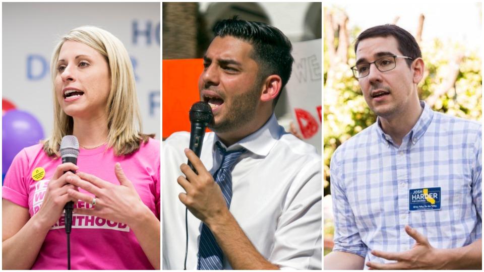 California's midterm elections promise progressive gains
