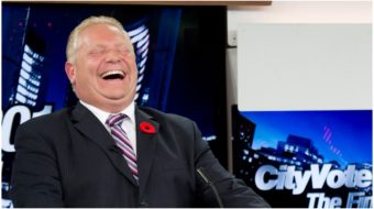 Ontario Premier Doug Ford guts local democracy in favor of corporate interests