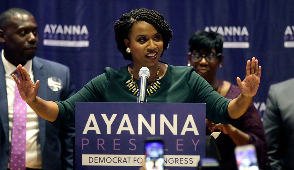 Change comes to Boston: Ayanna Pressley makes history