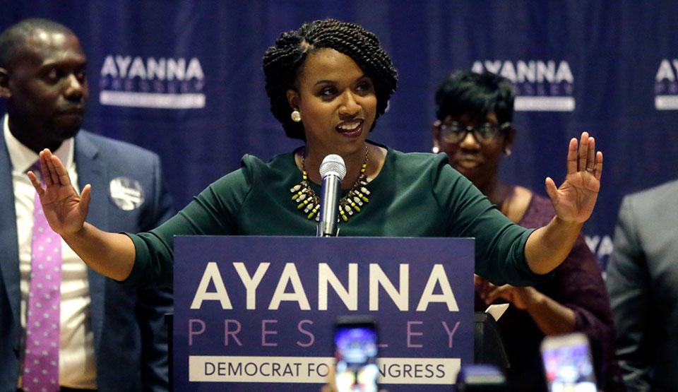 Change comes to Boston: Ayanna Pressley makes history
