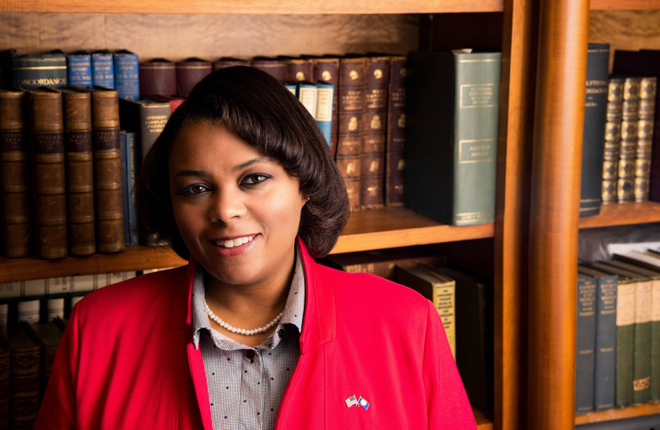Vangie Williams making politics for the people in Virginia