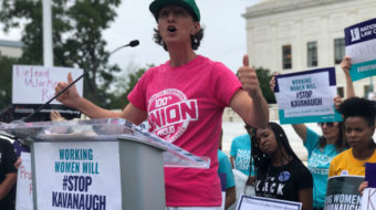 Union women: Kavanaugh's sexual aggression should keep him off Supreme Court