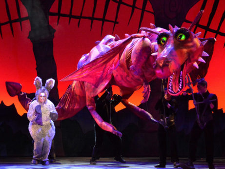 Shrek The Musical A Welcome But Brief Guest In Ventura County People S World