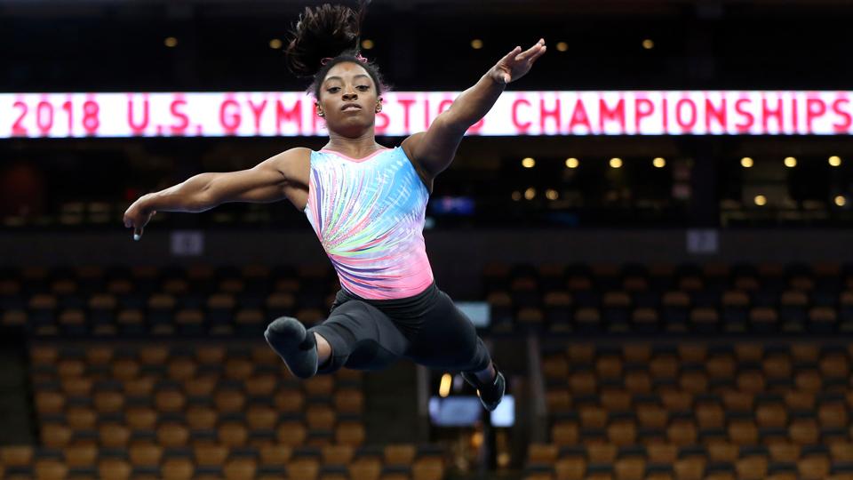 USA gold medalist pans USA Gymnastics chief over anti-Nike tweet