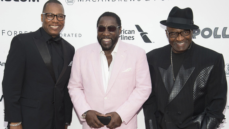 Midterms spur old-school R&B group The O'Jays to political action