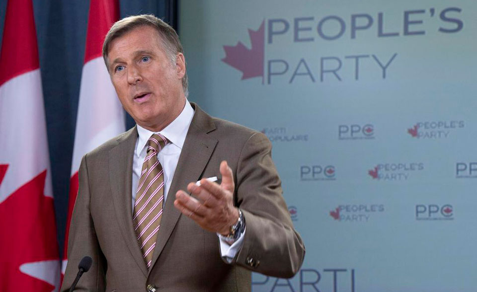 Canada gets its own right-wing populist party