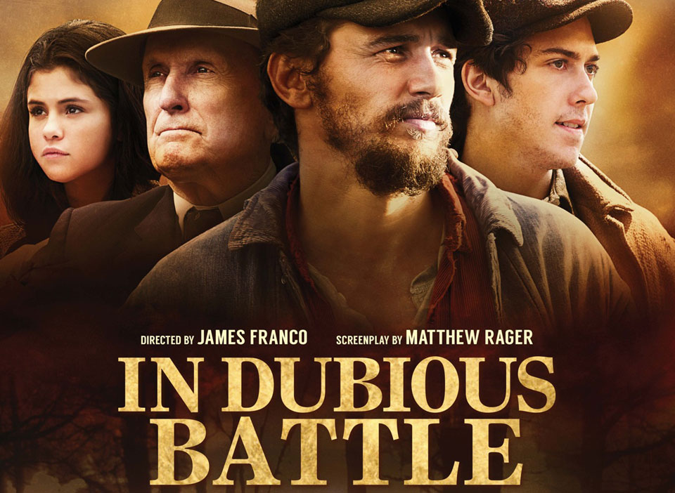 'In Dubious Battle' will screen in L.A.
