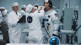 'First Man': The wrong stuff, from claustrophobia to the cosmos