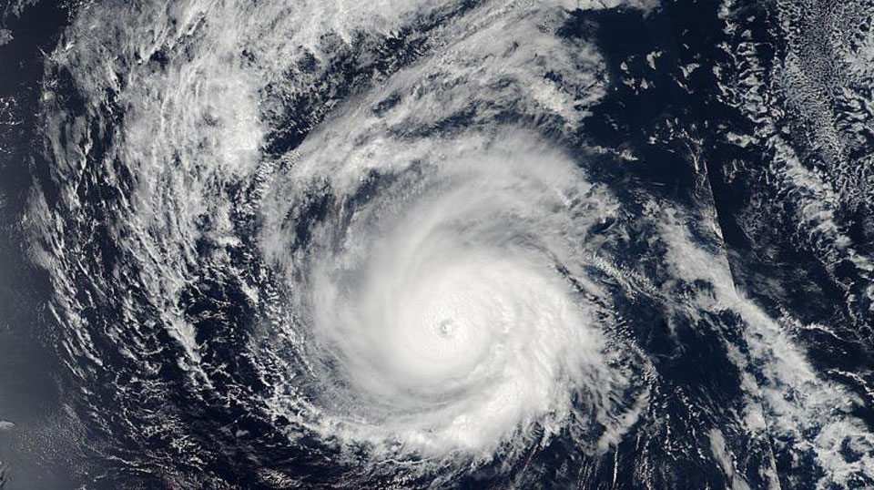 Supercharged hurricane hits Florida with 155 mph winds