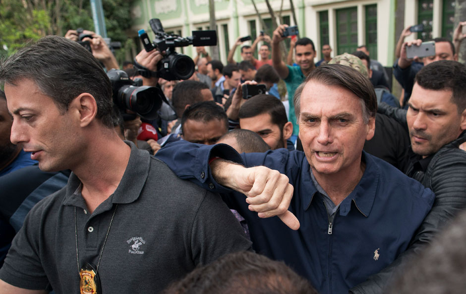 Brazil's election brings far right to threshold of power
