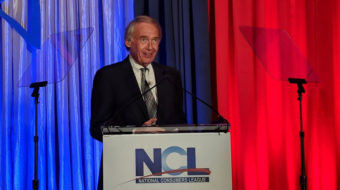 Markey: 'Trump is waging a regulatory war' against workers, consumers