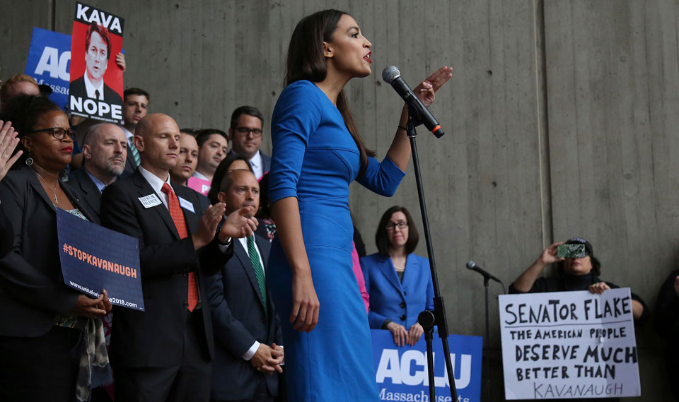 Ocasio-Cortez deserves support and solidarity, not one-sided criticism from the left