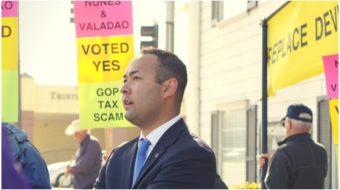 Andrew Janz mounts vigorous campaign against Trump lapdog Devin Nunes