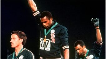 This week in history: Tommie Smith, John Carlos and the 1968 Olympics Black Power Salute