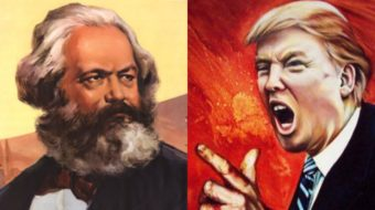 Marxism vs. Donald Trump on the issue of nationalism