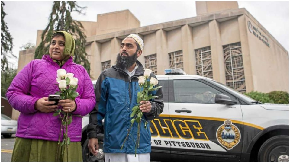 Responding to anti-Semitic violence with solidarity's sacred power